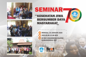 HUT YAKKUM ke 70 - seminar